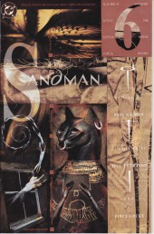 Sandman (The) (1989) -46- Brief Lives 6