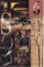 The sandman (DC comics - 1989) -46- Brief Lives 6