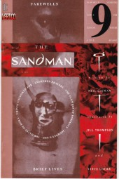 Sandman (The) (1989) -49- Brief Lives 9