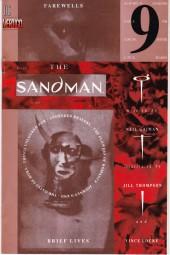 The sandman (DC comics - 1989) -49- Brief Lives 9