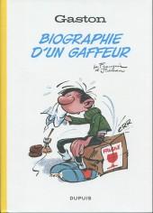 Gaston (Hors-série) -HSa- Gaston, biographie d'un gaffeur