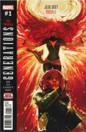 Generations: Phoenix and Jean Grey (2017) -1- The Phoenix