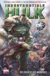 Indestructible Hulk (Marvel Deluxe) -INT1- Des dieux et des monstres