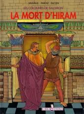 Les colonnes de Salomon -2- La Mort d'Hiram