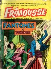 Frimousse -159- Fantômes à vendre