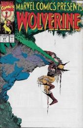 Marvel Comics Presents Vol.1 (Marvel Comics - 1988) -87- Blood Hungry: Part Three