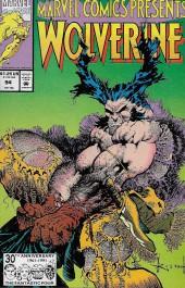Marvel Comics Presents Vol.1 (Marvel Comics - 1988) -94- The Backbone of God: Part Two