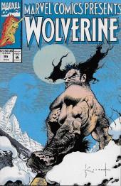 Marvel Comics Presents Vol.1 (Marvel Comics - 1988) -95- Tribal Instinct