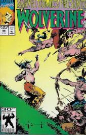 Marvel Comics Presents Vol.1 (Marvel Comics - 1988) -96- Danger in the Hills!
