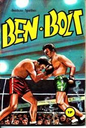 Ben Bolt - Aventures sportives -2- A la conquete du ring