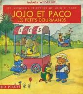 Jojo et Paco (Les aventures friponnes de) -3- Les petits gourmands