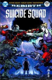 Suicide Squad Rebirth (DC Presse) -4- Harley Quinn retrouve l'esprit !