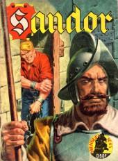 Sandor -45- L'épée flamboyante