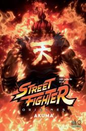 Street Fighter (Urban Comics) - Origines - Akuma