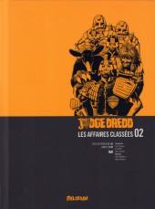 Judge Dredd : Les Affaires classées -2- Année 2100 (2000 AD progs 61-85)