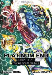 Platinum End -Num23- Pour un monde meilleur
