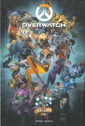 Overwatch Origins -1- Tome 1