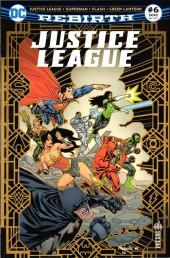 Justice League Rebirth (DC Presse) -6- Tome 6
