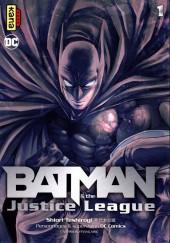 Batman & the Justice League -1Extrait- Tome 1