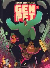 Genpet -2- Nouveaux héros