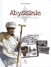 (AUT) Alessandra - Abyssinie, une traversée dessinée