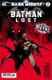 Batman Lost (2017) -1- Batman Lost
