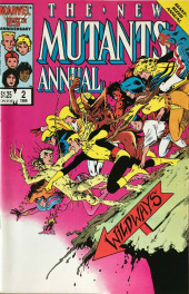 New Mutants (The) (1983) -AN02- Why Do We Do These Things We Do ?