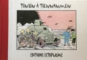 Tintin - Pastiches, parodies & pirates - Tintin à Tiennanmen