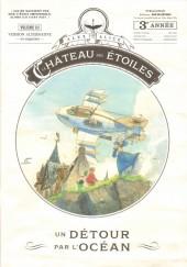 Le château des étoiles -INT3VA- Les Chevaliers de Mars