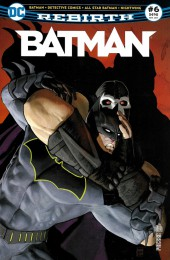 Batman Rebirth (DC Presse) -6- Tome 6