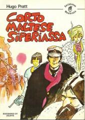 Sarjakuvan Mestareita -2- Corto Maltese Siperiassa