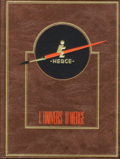Univers d'Hergé (Rombaldi) -5- Illustrations : livres, publicités, cartes postales, calendriers, Voir et Savoir etc...
