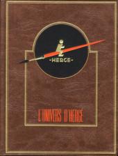 Univers d'Hergé (Rombaldi) -6- Projets, croquis, histoires interrompues