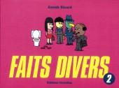 Faits divers (Cornélius) -2- Tome 2