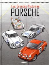Les grandes victoires Porsche -1- 1952-1968