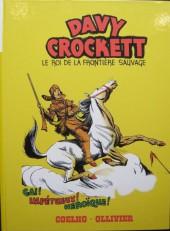 Davy Crockett (Vaillant) -1Pir- Le Roi de la frontière sauvage