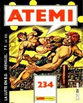 Atemi -234- poing d'acier - dans les ruines de Tokyo