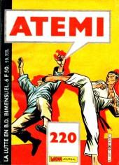 Atemi -220- poing d'acier - rachat par le sang