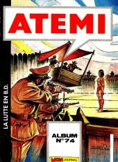 Atemi -Rec74- Album N° 74 (n°218-219-220)