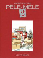 (AUT) Juillard -18TT- Pêle-Mêle 2 - monographie