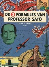 Blake en Mortimer (Uitgeverij Blake en Mortimer) -11b- De 3 formules van professor Satõ (deel 1)