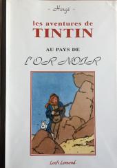 Tintin - Pastiches, parodies & pirates - Tintin au pays de l'or noir