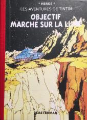 Tintin - Pastiches, parodies & pirates - Objectif Marche sur la lune