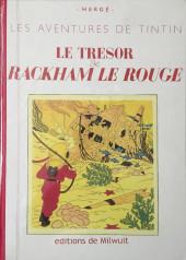 Tintin - Pastiches, parodies & pirates - Le trésor de Rackham le rouge