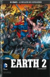 DC Comics - Le Meilleur des Super-Héros -59- Earth 2 - Rassemblement