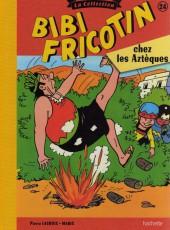 Bibi Fricotin (Hachette - la collection) -24- Bibi Fricotin chez les Aztèques