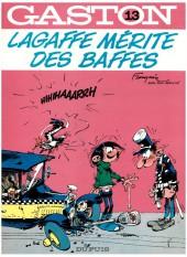 Gaston -13a1984/10- Lagaffe mérite des baffes