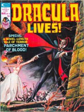 Dracula lives! (1973) -12- Parchment of blood !