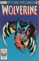 Wolverine (1982) -2- Debts And Obligations