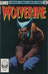 Wolverine (1982) -3- Loss